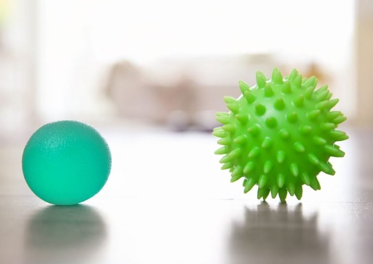 how to select a massage ball