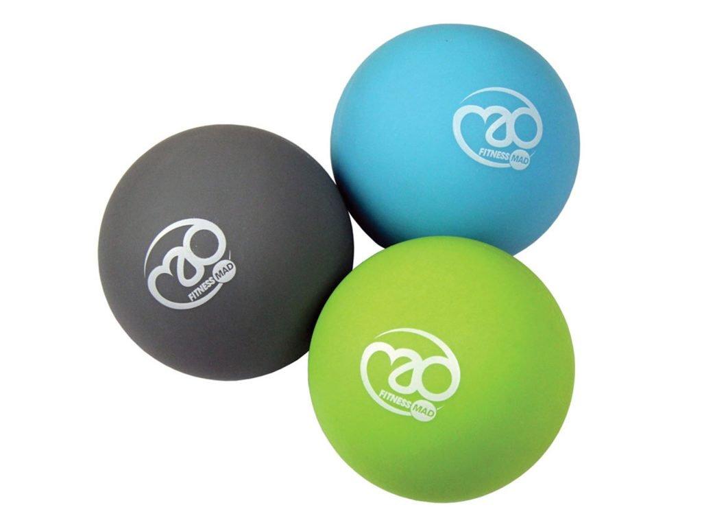 3 massage balls