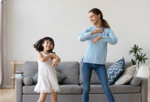 Dance to relieve chronic pain