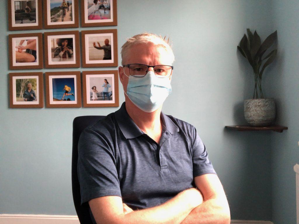 North London Sports Massage Therapist