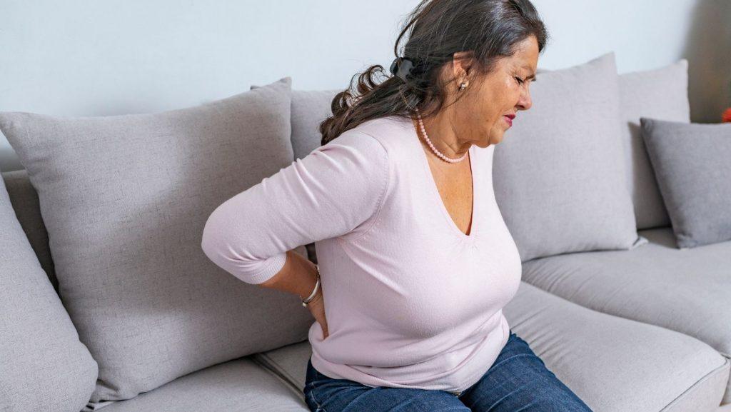 back pain North London